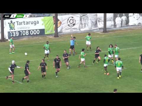 Rugby: AAC x Agraria 01/04/17