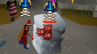 Oldschool Runescape - Riotdeath X Christmas Special 2013 - High Risk Hybrid Pking
