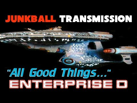 Future Enterprise D Refit Retrospective