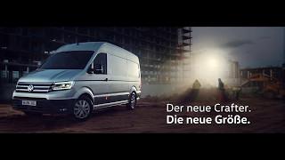 Az új Volksvagen Crafter