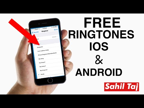 How to Download Ringtones for Free on iPhone, IOS and Android 2017