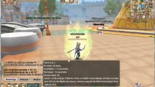 Grand Fantasia Ranger pvp lvl 40