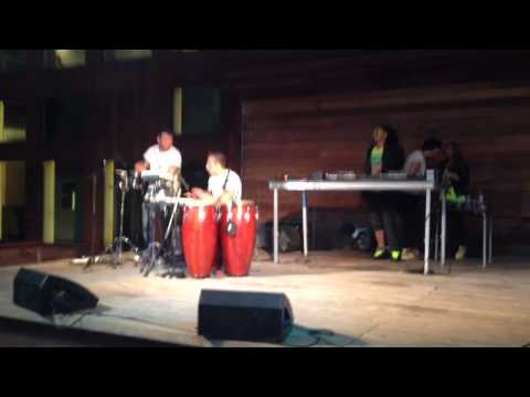PIN&PON LIVE PERCUSION-TEAMDLUXE D LUXE