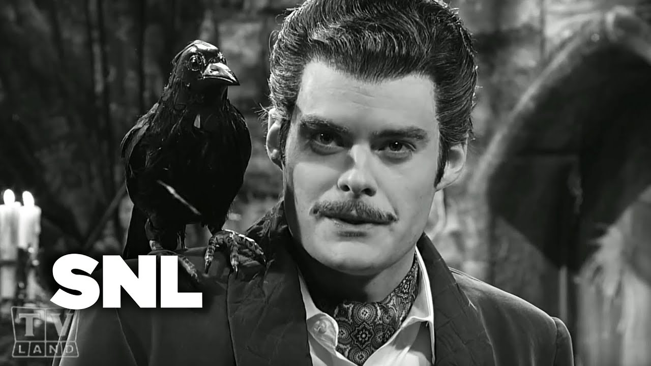 Vincent Price's Halloween Special - SNL - YouTube