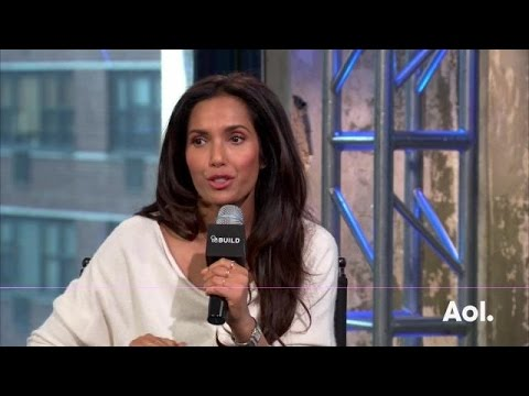 Padma Lakshmi On Love, Loss and What We Ate | AOL BUILD