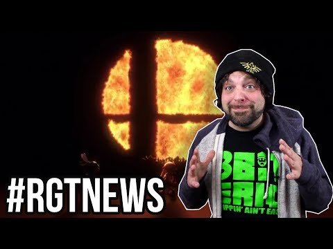 TONS of NEW Switch Games, Black Ops 4 and The Division 2! #RGTNEWS | RGT 85