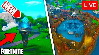 🔥*NEW* LOOT LAKE & RUNE EVENT IS HAPPENING RIGHT NOW!! LIVE EVENT FORTNITE