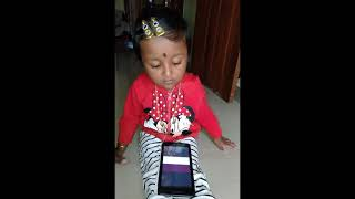 Record of 23 month tamil  baby L.Dhanishka