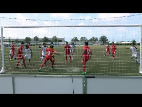 #CU17 CRC 1 (3)- 1 (4) CAN   Highlights