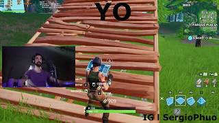 Fortnite Parody Construction (Spectaclevs vs Reality)