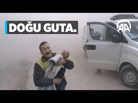 Doğu Guta 5 yıldır Esed rejiminin kuşatması altında
