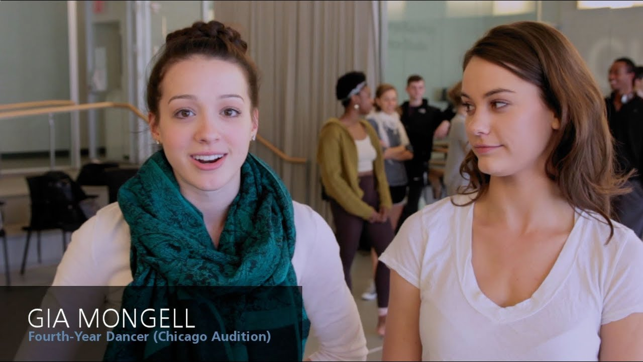 Dance Audition Solo - Juilliard Admissions Q&A
