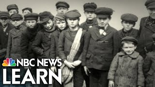 NBC News Learn: Child Labor Reform in the Progressive Era thumbnail