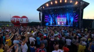 2012 LIVE cz 2  Konkurs  na  Hit Lata  -Disco Hit Festival Kobylnica 2012