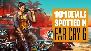 101 Details We Spotted In 22 Minutes of New Far Cry 6 Gameplay - EASTER EGGS, SUPREMOS AND MUCH MORE