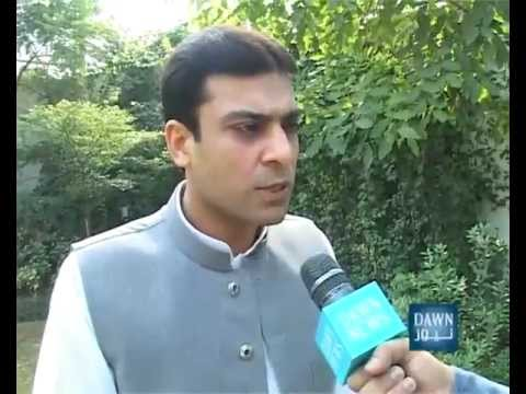 hamza shahbaz interview Daniyal from Dawn News TV.mp4