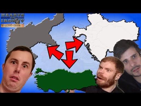 Central Powers Try to Reform but Its Almost A Disaster (HOI4) |
