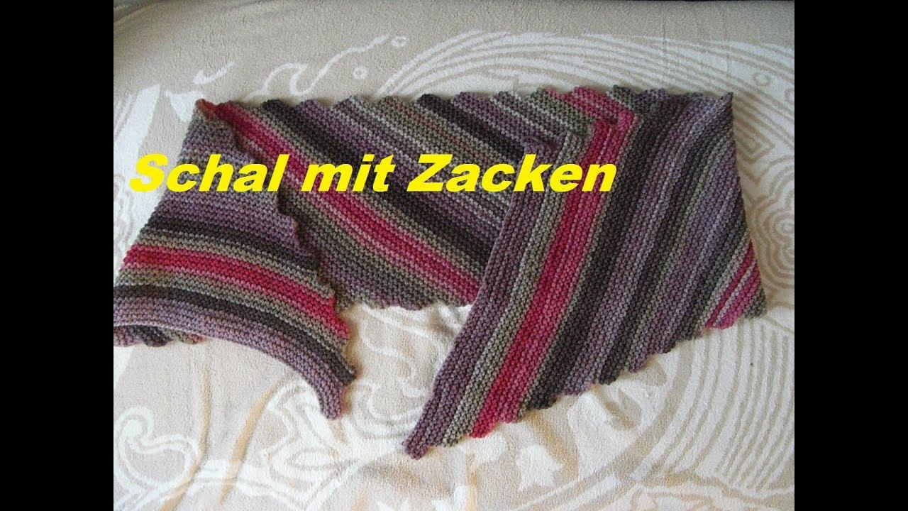 Contemporary Kräuseln Schal Strickmuster Festooning - Decke Stricken ...
