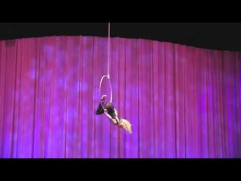 Lauren Trimble - Almost Lover- Aerial hoop/ Lyra solo performance - AVAILABLE for bookings