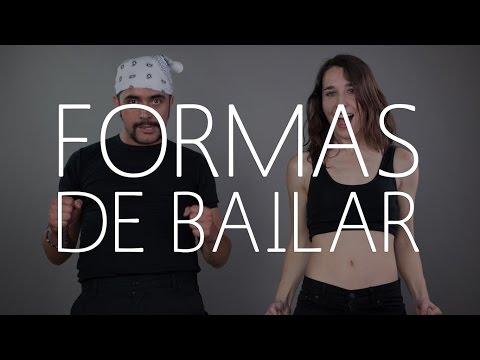 Formas de Bailar
