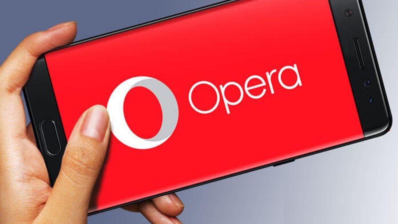 Opera Android тизимидаги браузери учун VPN ўрнатди
