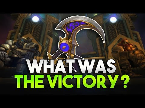 "What Was The Old Gods ""Unnoticed Victory"" With The Titans?"