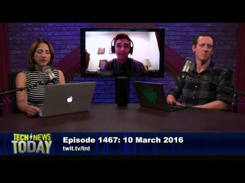 Tech News Today 1467: Wexting on the Way Home
