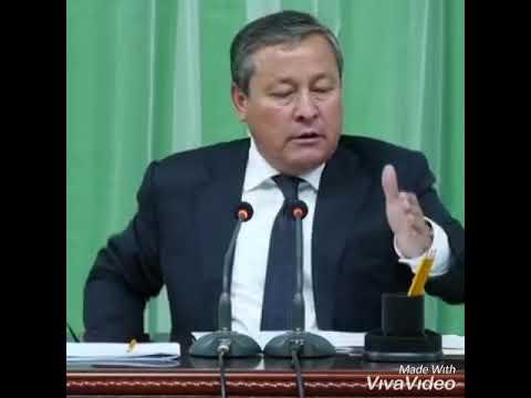 Андижон вилоят хокими Абдураҳмонов Шухратбек Қўшоқбоевич.