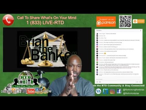 'The System Goes Down If Deutsche Bank Crumbles' - RTD Live Talk ft. Brian the Banker