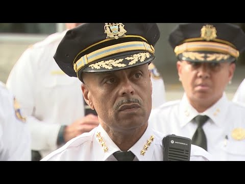 WEB EXTRA: Philadelphia Officials Give Update After Officer