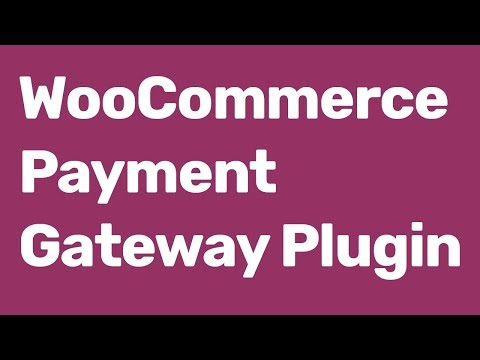 Best WooCommerce Payment Gateway Plugin 2017 | 2018