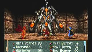 "Let's Play: Wild Arms 2 - 122  ""Bonus Boss Ragu O Ragula"""