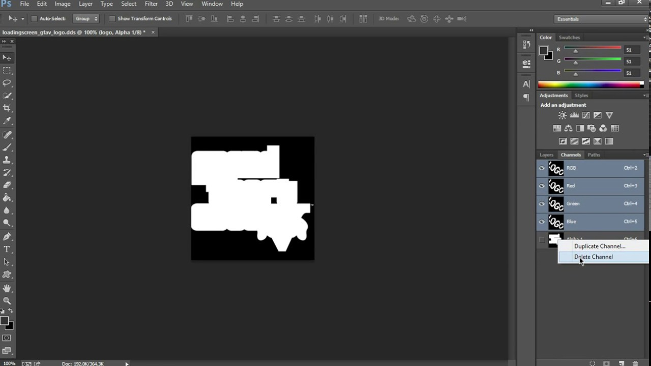 How to View, Edit Or Convert DDS Files In Photoshop by Ruben