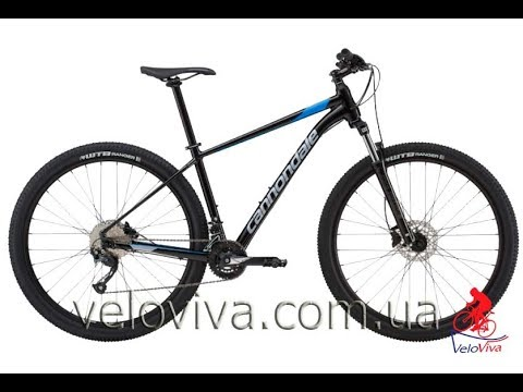 "Горный велосипед Cannondale Trail 7, 29"" (2019). Веломагазин VeloViva"