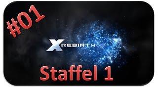 X Rebirth 2.5 #S1/01 - Die zweite Chance [HD] - Let