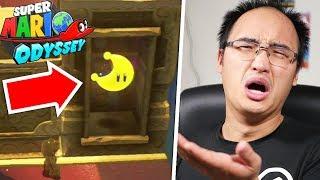 CES LUNES SONT TROP BIEN CACHÉES ! | Super Mario Odyssey #46