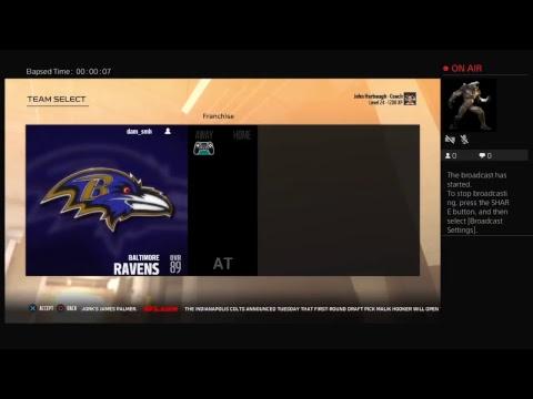 dam_smh's Live PS4 Broadcast