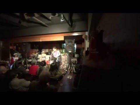倉敷JAZZ Bar SOMETHINGでのクリスマスライブ 2015年12月13日