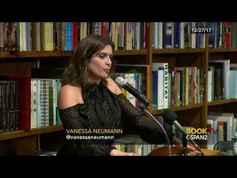 "C-SPAN broadcast of Vanessa Neumann's ""Blood Profits"" presentation in Miami."