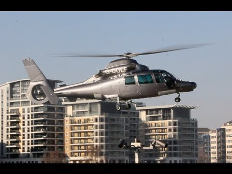 Eurocopter stunning landing. Must see video! HD