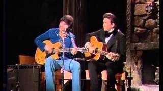 Tony Joe White & Johnny Cash-Polk Salad Annie
