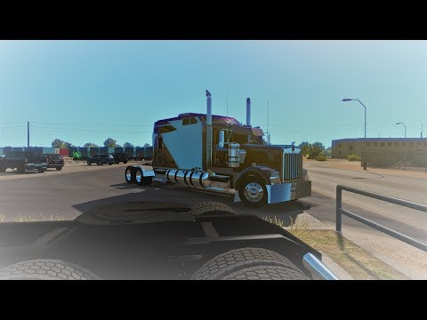 American Truck Simulator  New Mexico DLC |