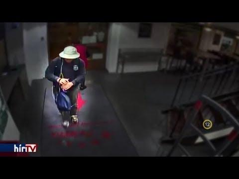 RIASZTÁS - Teréz körúti robbantó