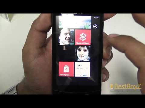 (HD) Review: LG E900 Optimus 7 | BestBoyZ