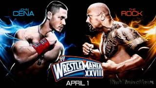 WWE Wrestlemania XXVIII Offical Theme Song [HD] - Invincible (feat. Ester Dean) - Machine Gun Kelly