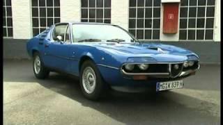 ForzaItalia.lt TV - Alfa Romeo Montreal test drive
