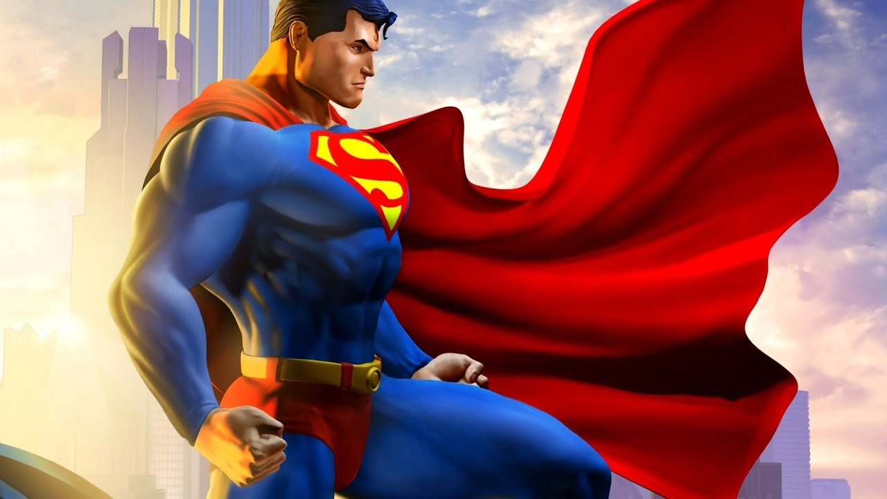 Dcuo Classic Superman Style Youtube