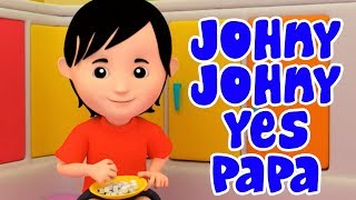 Johny Johny Yes Papa | Bob The Train | Kids Nursery Rhymes Songs | Cartoons Videos by Kids TV