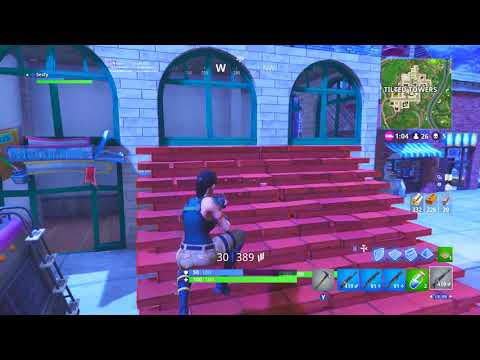 DEFAULT SKIN FOR THE WIN?!?!  Fortnite (xbox)