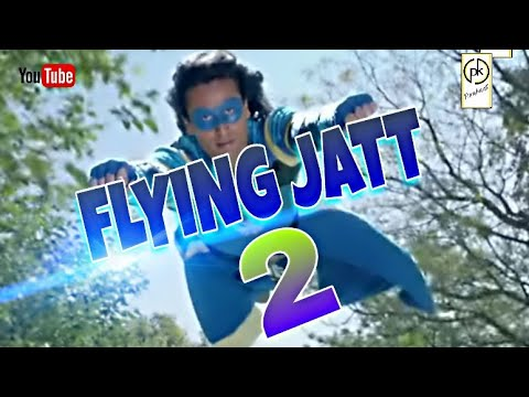 Flying Jatt 2 Official Teaser......Tiger....